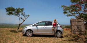 Mietauto in Mosambik