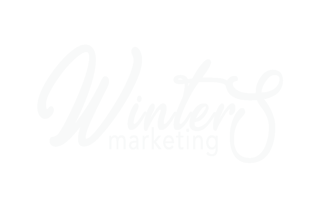 winters marketing logo white