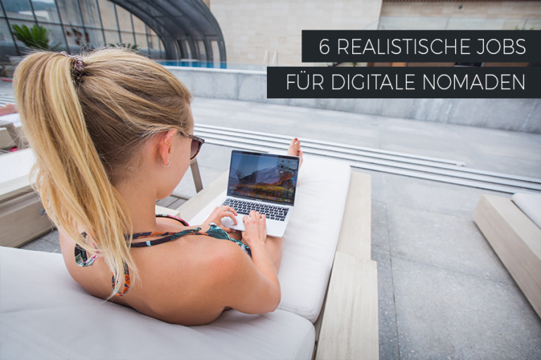 Digitale Nomaden Jobs