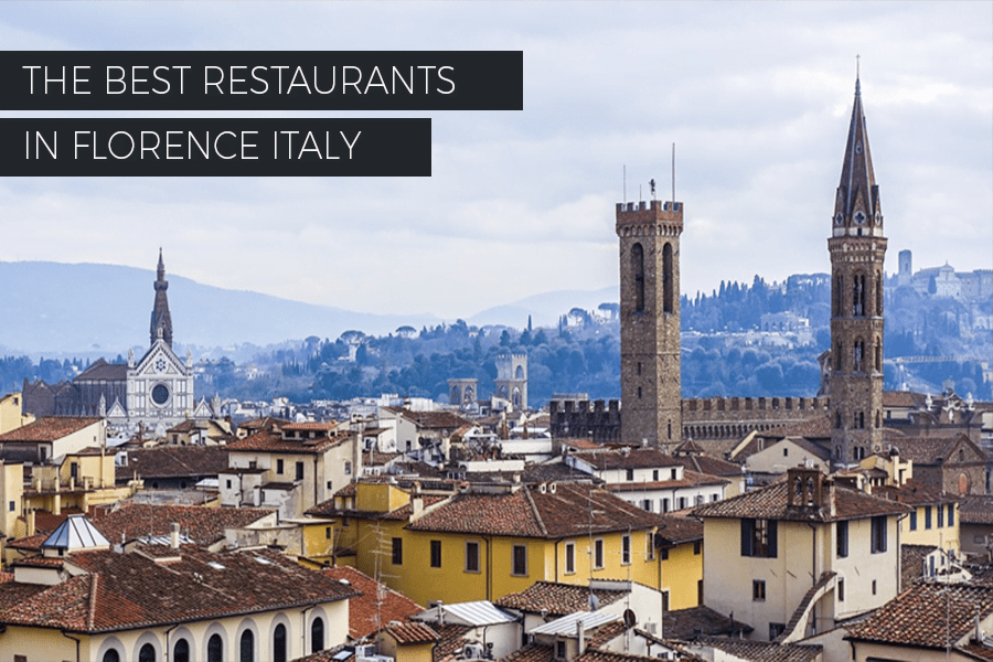 Best Restaurants in Florence