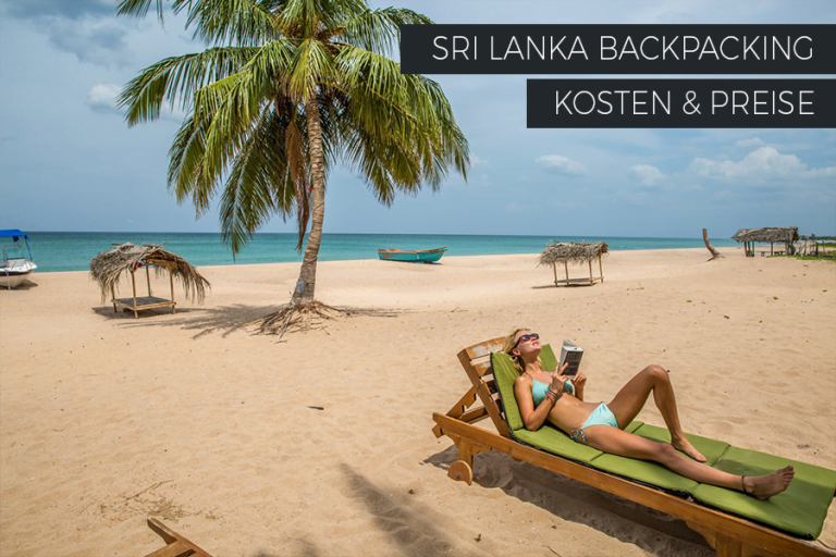 Sri Lanka Backpacking
