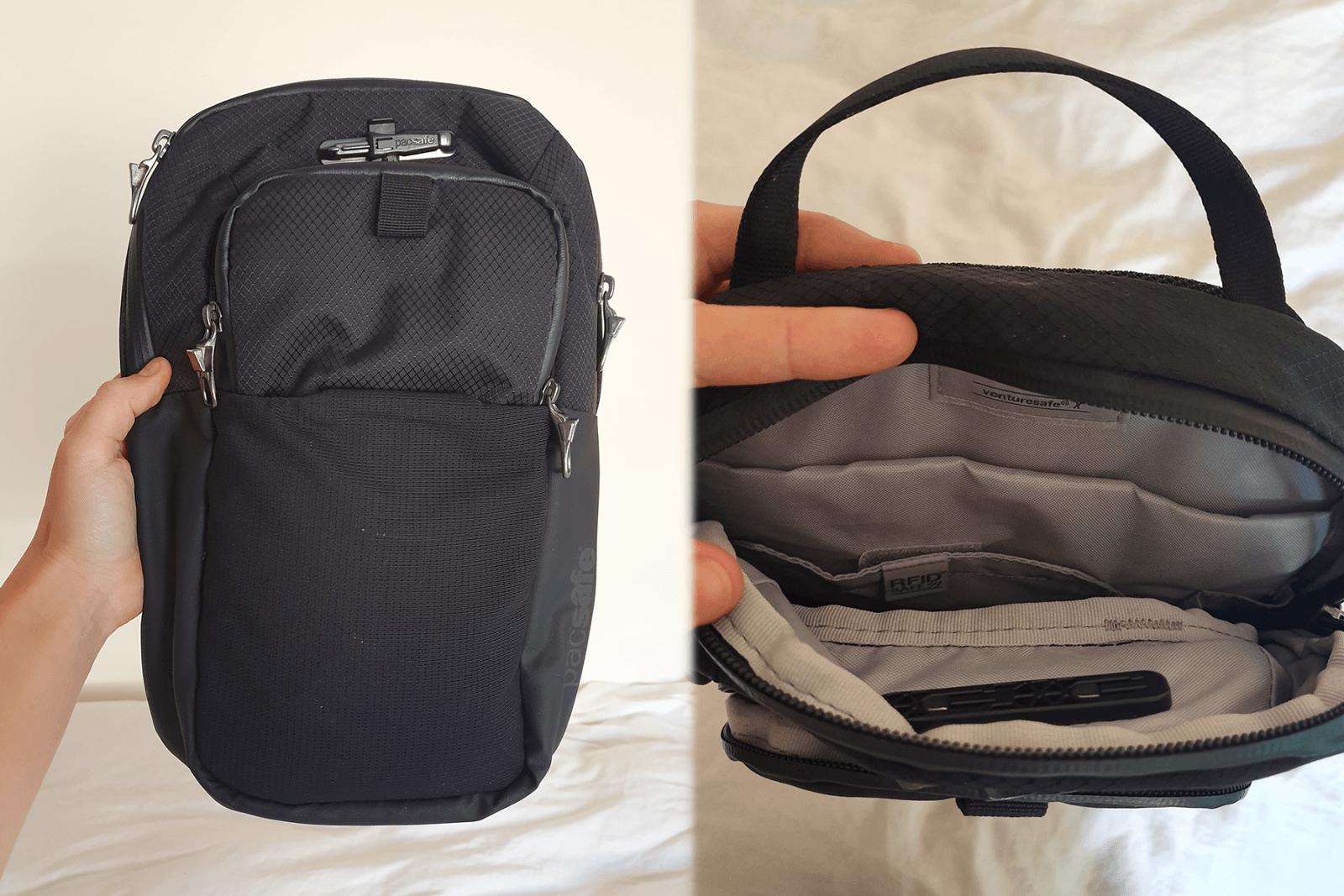 minimalistische reiseausrüstung