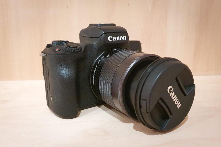 Canon Eos M50 Kamera