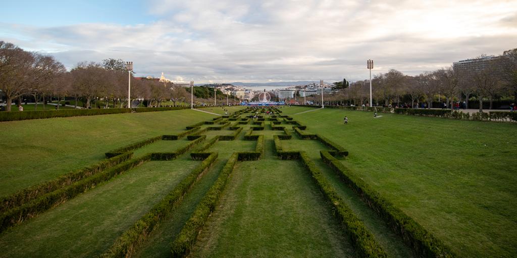 Eduardo-Park-Lissabon