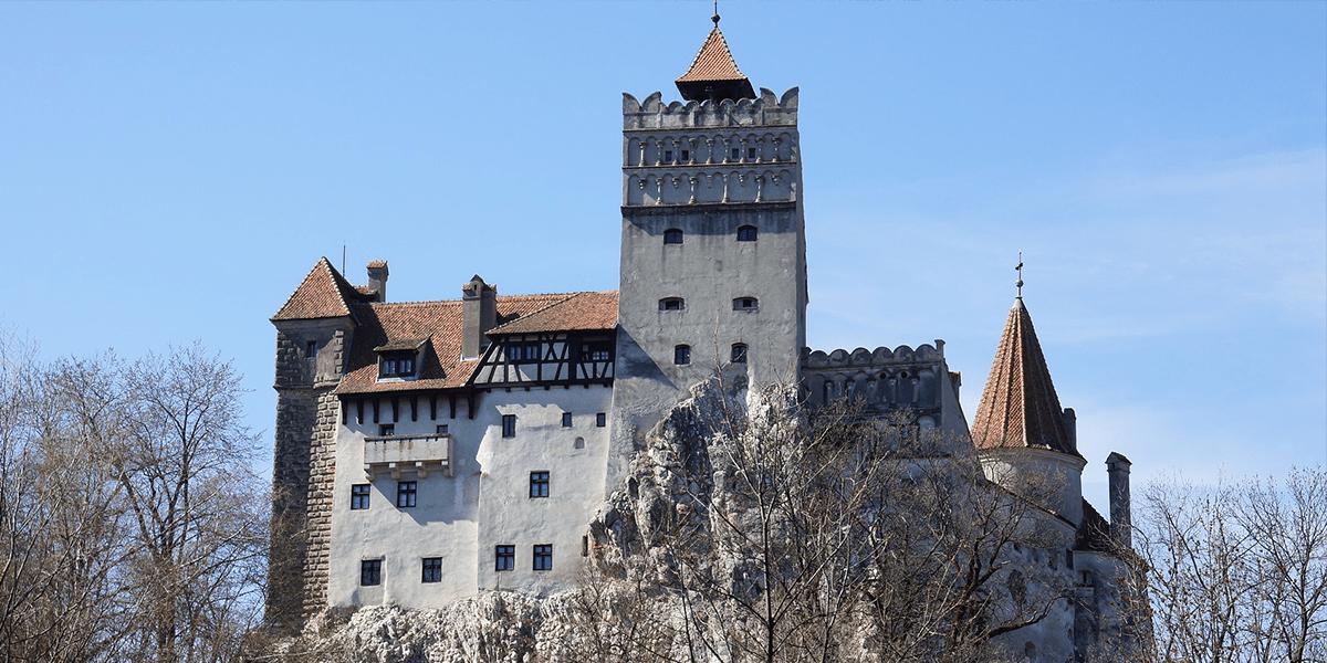 Bran Castle Rumänien