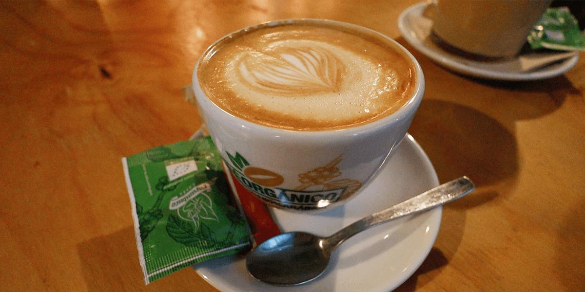 Coffee Gloria Hoyos Malaga Spain