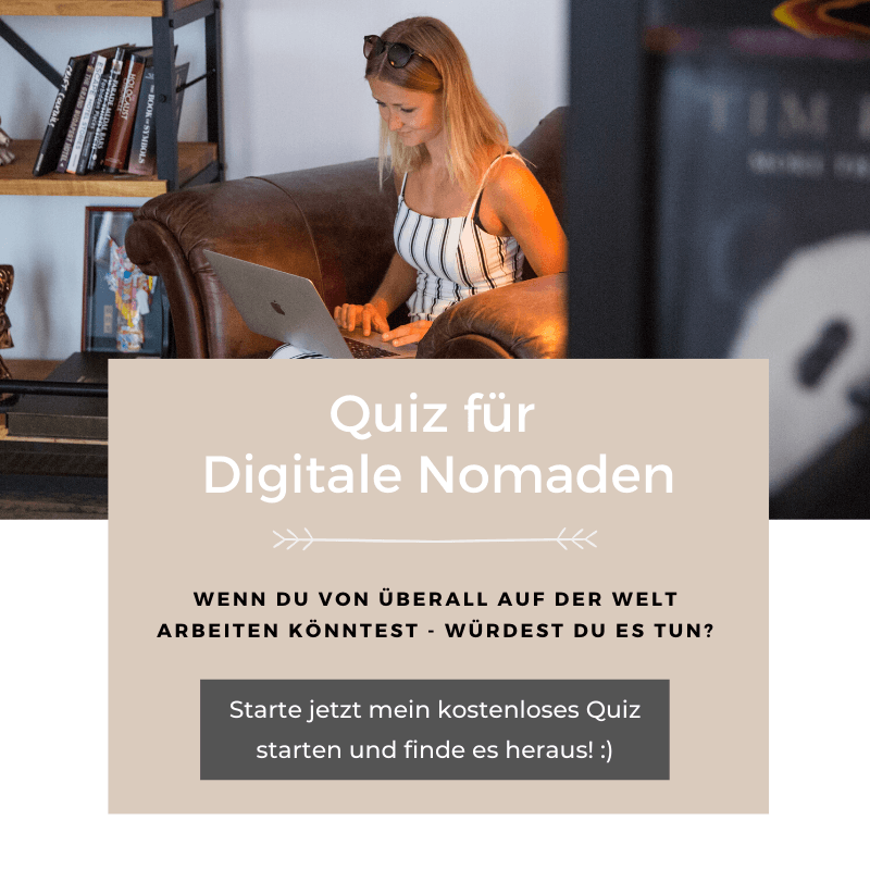 Digitale Nomaden Quiz