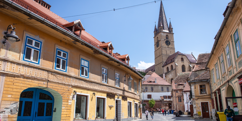 Hermannstadt Rumänien