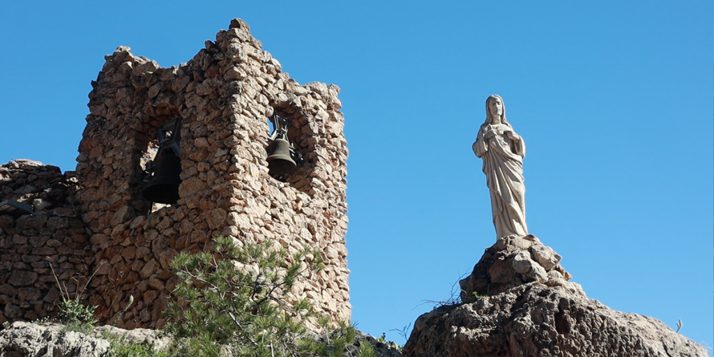 Eremita de la Virgen de la Pena
