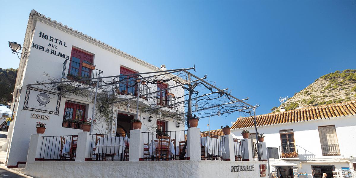 La Boveda del Flamenco Restaurant Mijos Pueblo